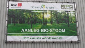 Duurzame stoom voor HSV