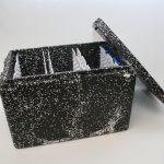 Pojemnik termoizolacyjny z pokrywą