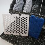 Styropianowy pojemnik izotermiczny z wkładem chłodzącym