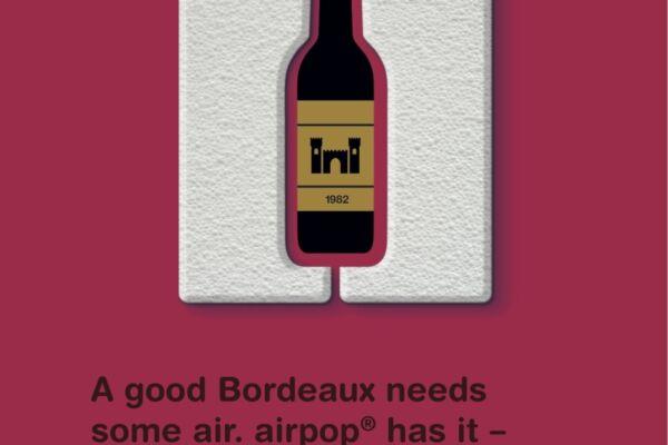 airpop engineered air, een nieuwe naam voor EPS. HSV is leverancier van airpop