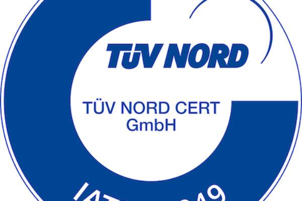 HSV Polska uzyskuje certyfikat ISO-TS 16949: 2016.