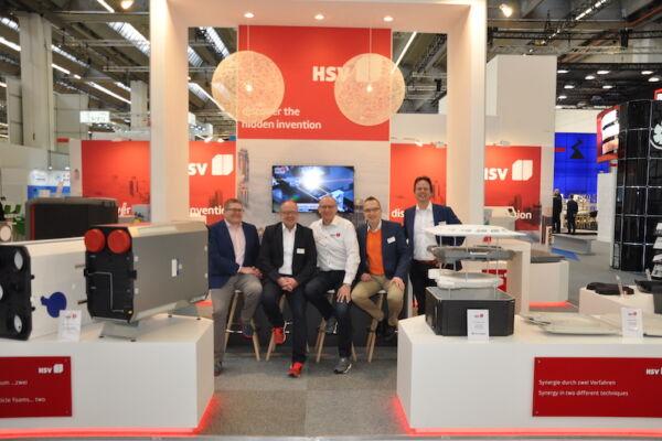 W trakcie ISH 2019, HSV zaprezentowało najnowsze rozwiązania w zakresie produktów, które hołdują idei zrównoważonego rozwoju.